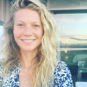 Gwyneth Paltrow, Makeup-Free