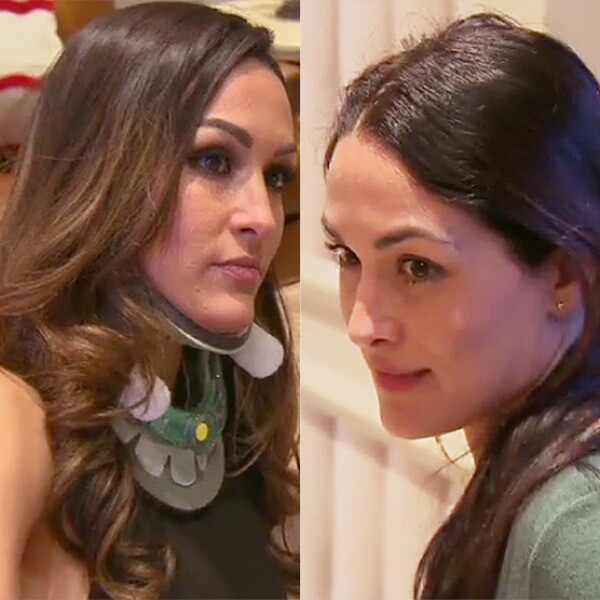 Brie Bella, Nikki Bella, Total Bellas