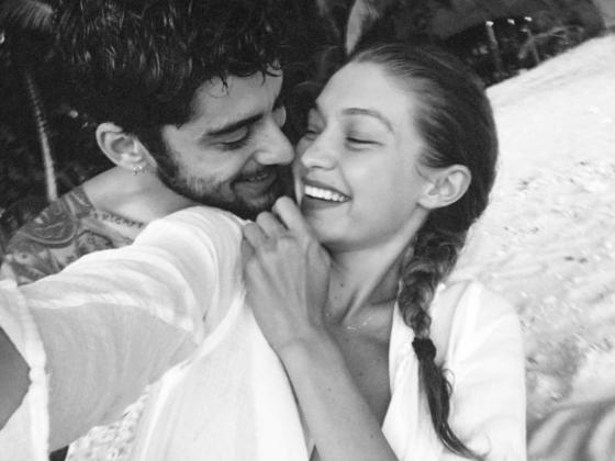 Gigi Hadid, Zayn Malik, Instagram