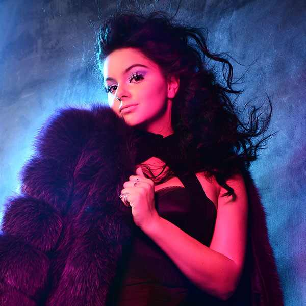 Ariel Winter, Rogue Magazine
