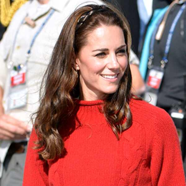 Kate Middleton, Canada