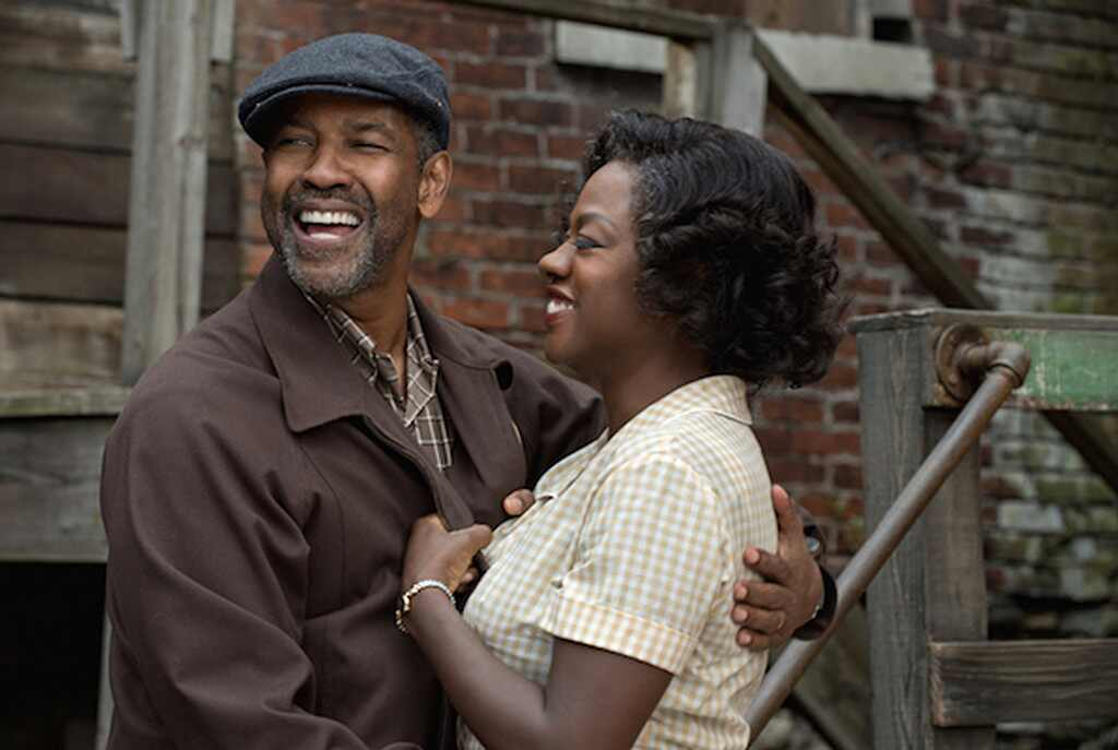 Fences, Viola Davis, Denzel Washington