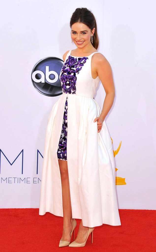 Emilia Clarke, Emmy Awards, Pokemon