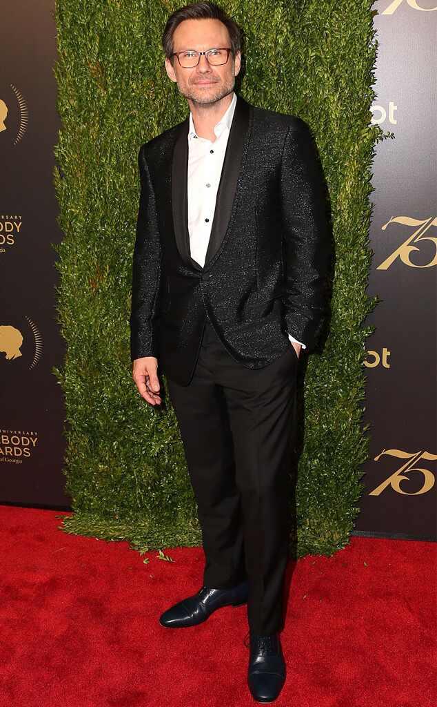 Christian Slater, Emmy Awards, Pokemon