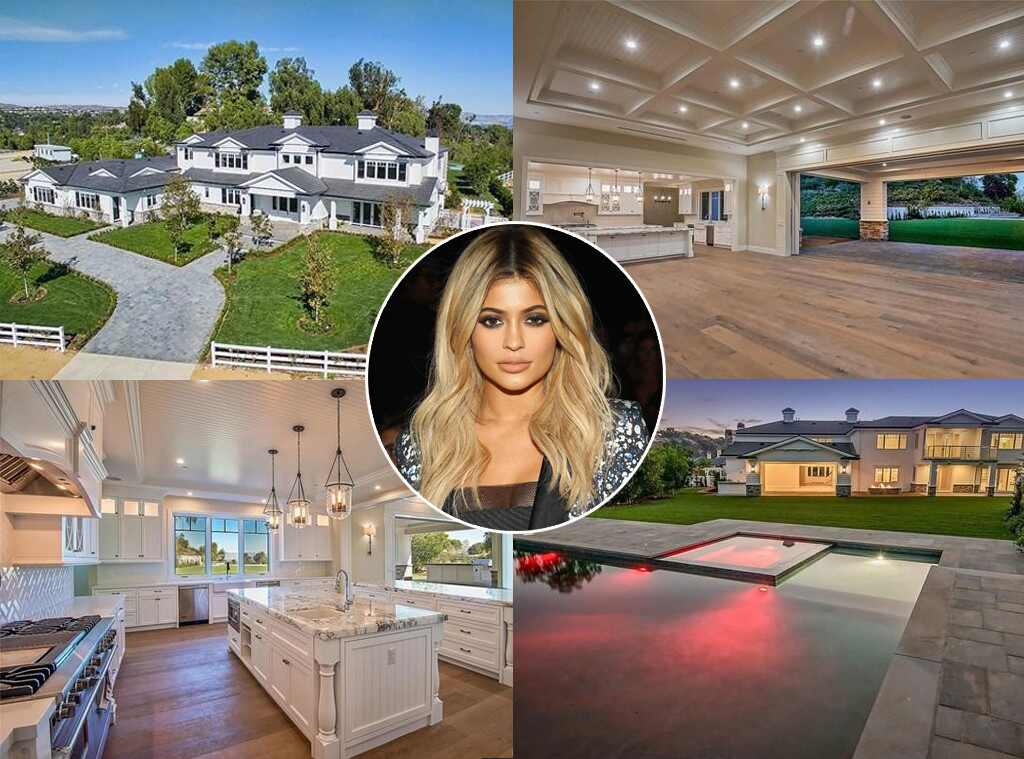kylie jenner just bought another mansion in los angeles. Black Bedroom Furniture Sets. Home Design Ideas