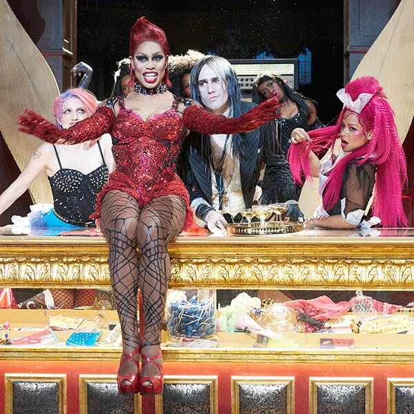 Rocky Horror Picture Show, Laverne Cox