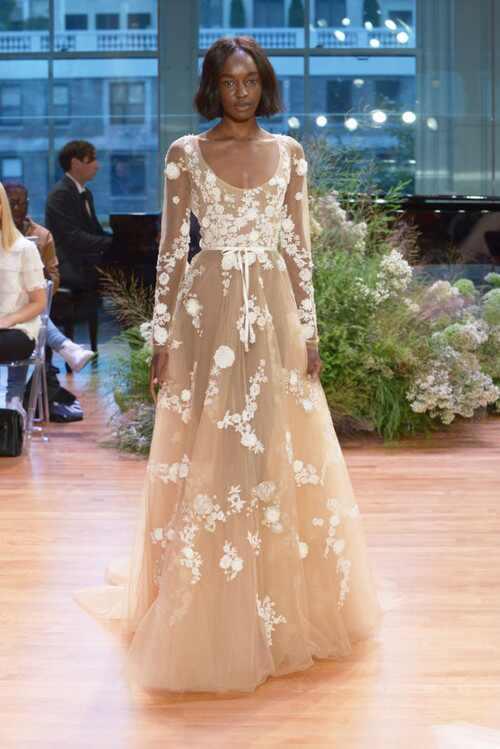 Lo mejor del Bridal Fashion Week