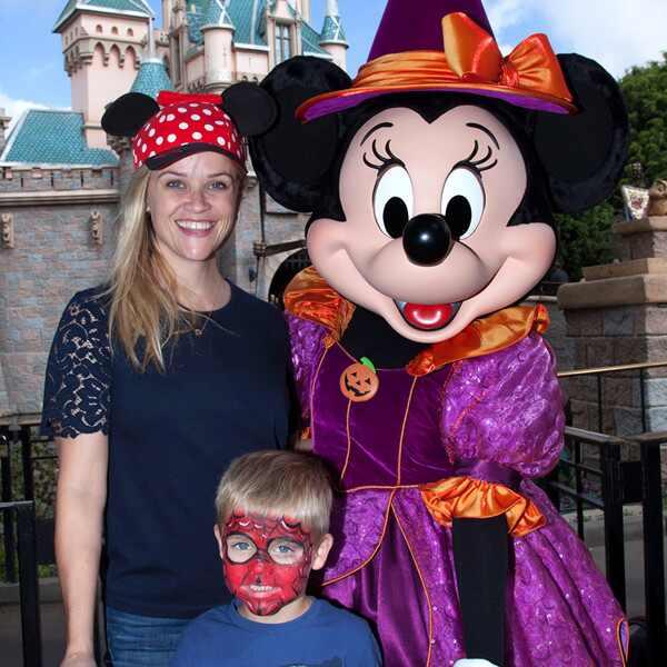 Reese Witherspoon, Disneyland