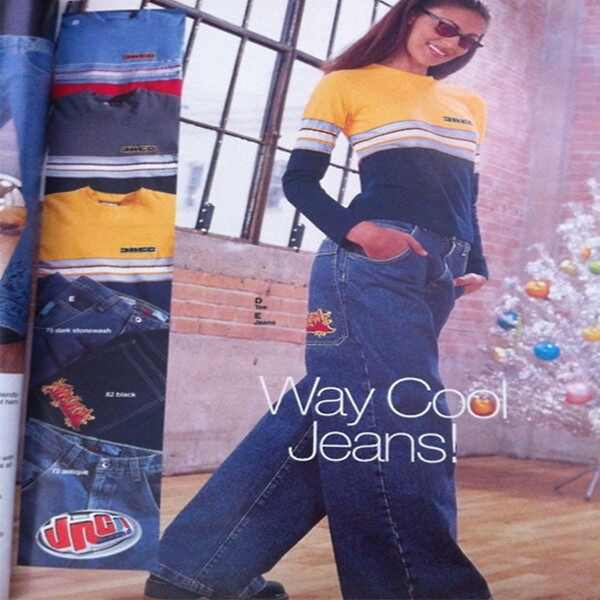 '90s Fashion Brands, JNCO