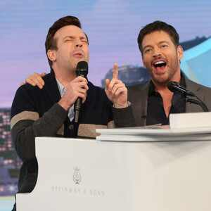 Harry Connick Jr., Jason Sudeikis