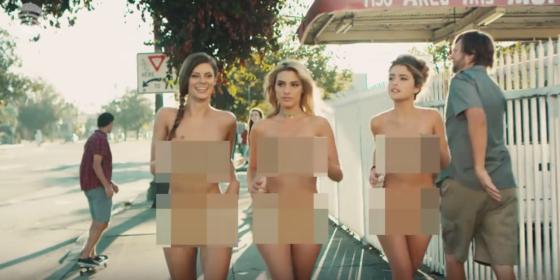 &iexcl;Alerta hot! Lele Pons y sus amigas se desnudan para el nuevo videoclip de <em>Blink 182</em> y tienes que verlas (+ Video)