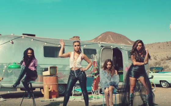 Little Mix lanz&oacute; el clip de <em>Shout Out To My Ex</em> y nos recuerda mucho a Perrie Edwards y Zayn Malik (+ Video)