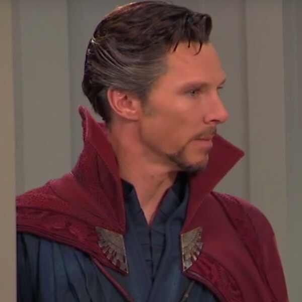 Jimmy Kimmel, Benedict Cumberbatch, Dr. Strange, Jimmy Kimmel Live