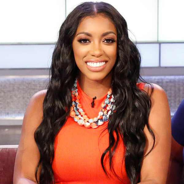 Porsha Stewart, The Real