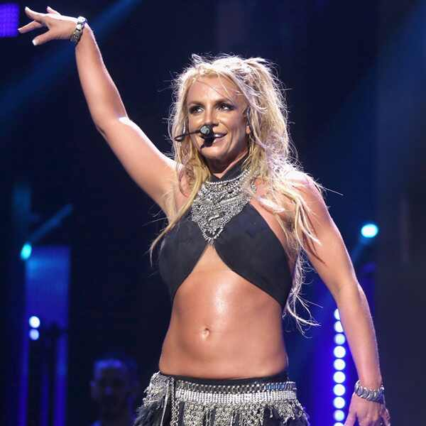 Britney Spears, iHeartRadio Festival