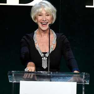 Helen Mirren, ELLE Women In Hollywood