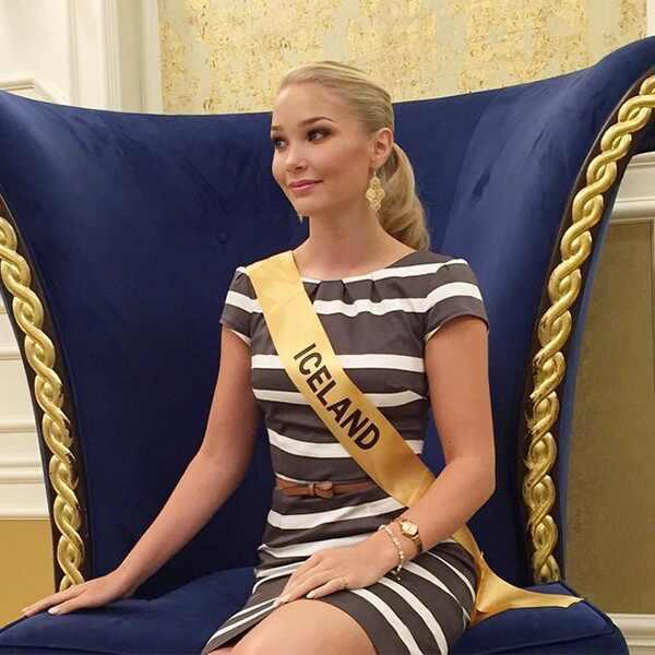 Miss Iceland, Arna Ýr Jónsdóttir, Arna Yr Jonsdottir