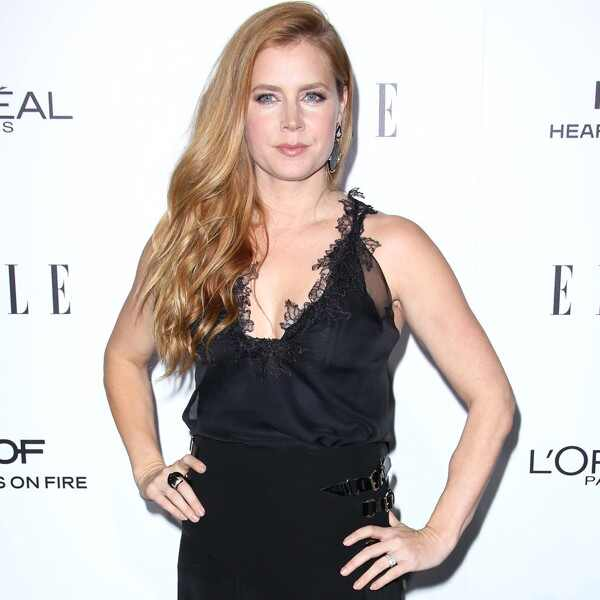 Amy Adams, Elle Women in Hollywood