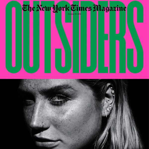 The New York Times Magazine, Kesha