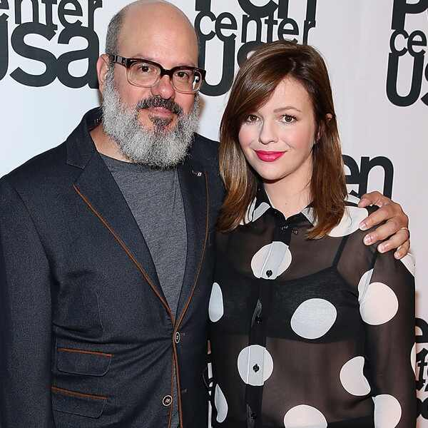 David Cross, Amber Tamblyn