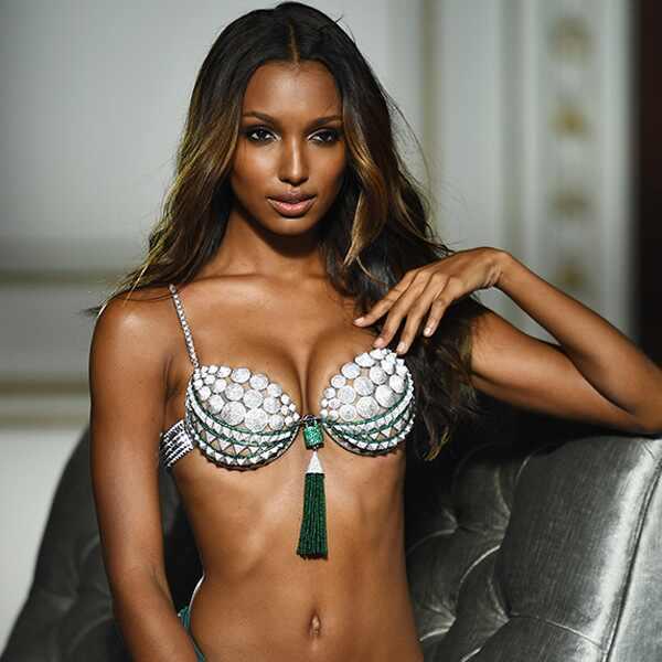 Jasmine Tookes, Victoria's Secret Fantasy Bra