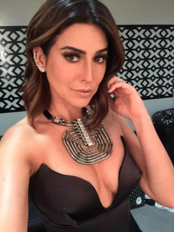 Fernanda Paes Leme revela que perdeu a virgindade com Paulo Vilhena