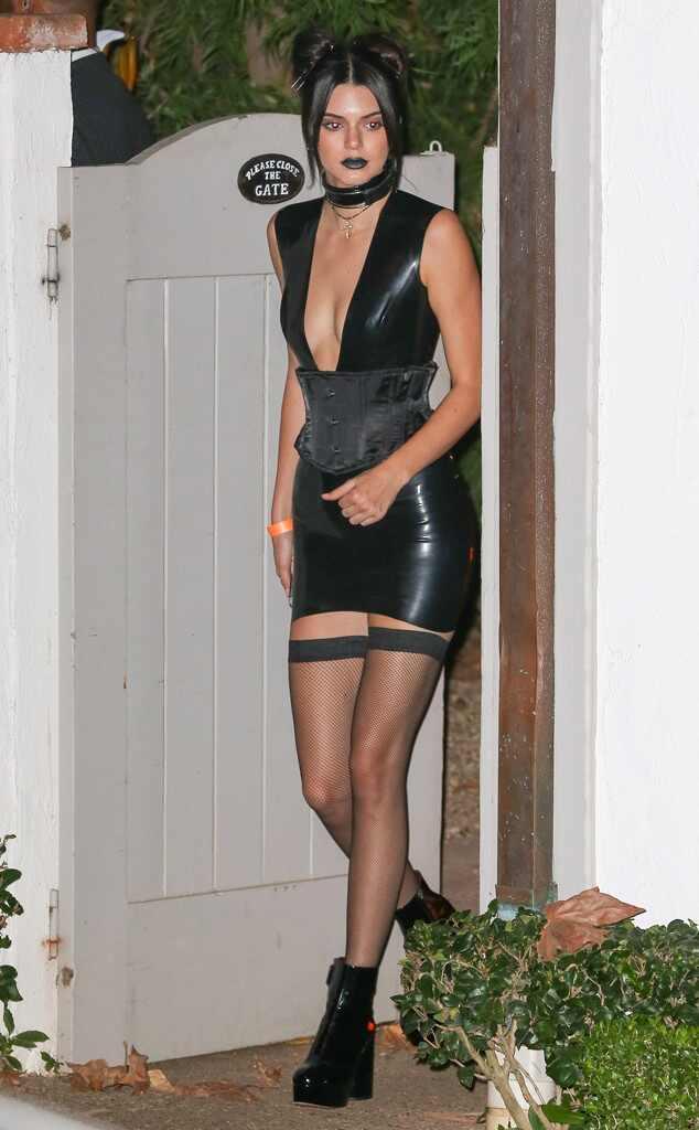 Kendall Jenner, Halloween