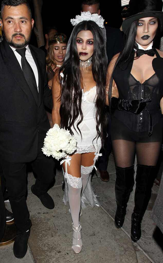 Dead celebrity themed halloween party