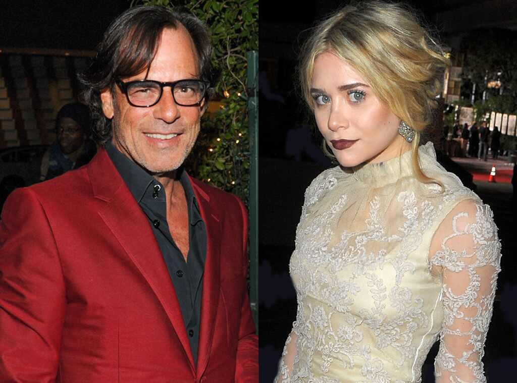 Ashley Olsen Spotted With Financier Richard Sachs, So Is Hayden Slater ...