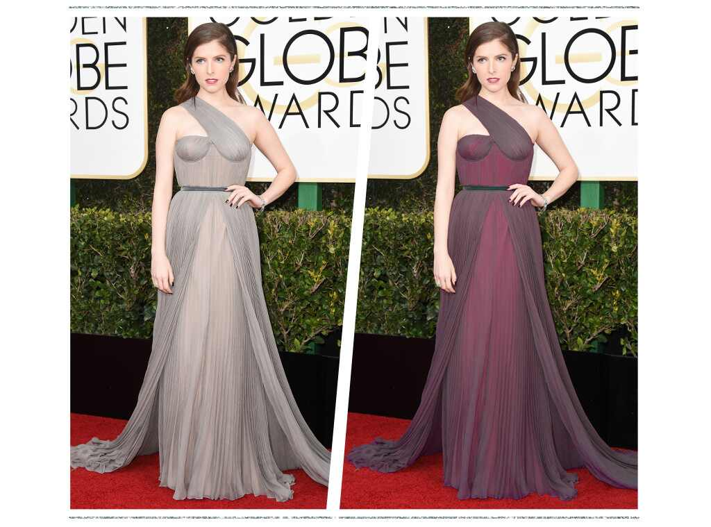 What If Your Favorite Red Carpet Dress Was a Different Color? See ...