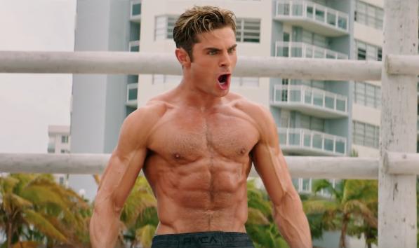 Zac Efron muestra toda su poderosa fuerza en el nuevo trailer de <em>Baywatch</em> (+ Video)