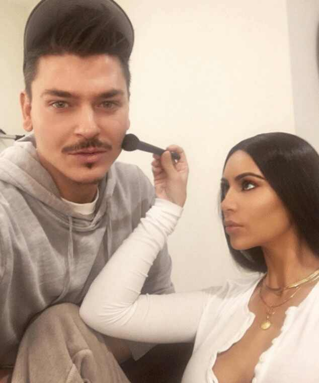 Kim Kardashian, Mario Dedivanovic
