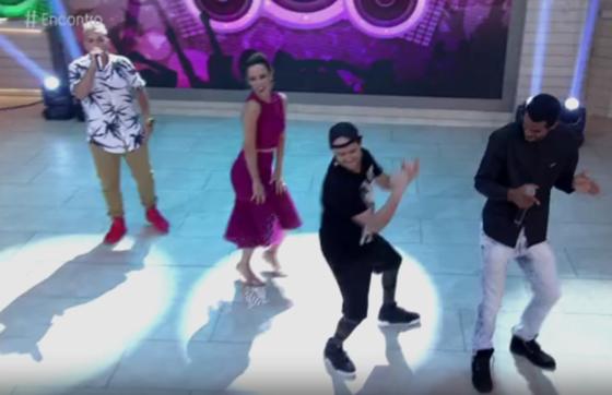 Ana Furtado, Marcello Melo Jr, Encontro