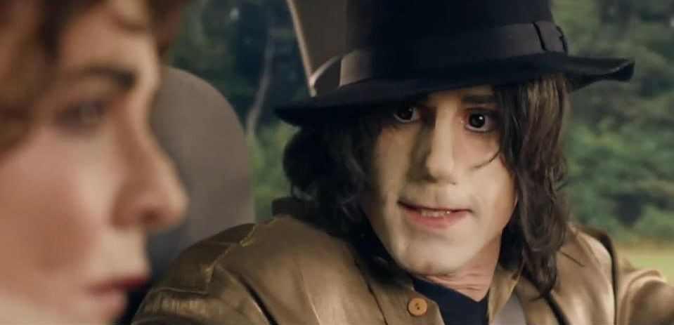 Michael Jackson, Joseph Fiennes, Sky Arts