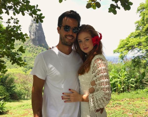 Marina Ruy Barbosa se casou em segredo com Xandinho Negrão na Tailândia