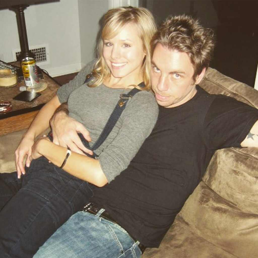 kristen bell and dax shepard dating