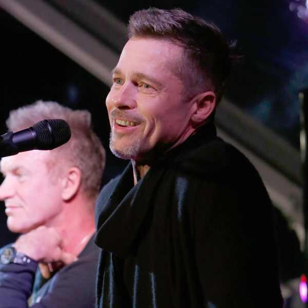 Brad Pitt, Sting