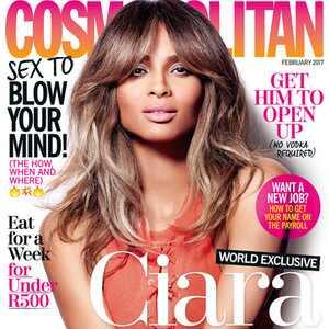Ciara, Cosmopolitan South Africa