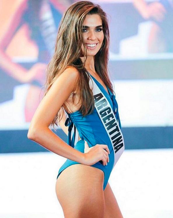 Latinas Del Universo De Miss Traje Las Desfile En Baño 2017 W9D2IHYE
