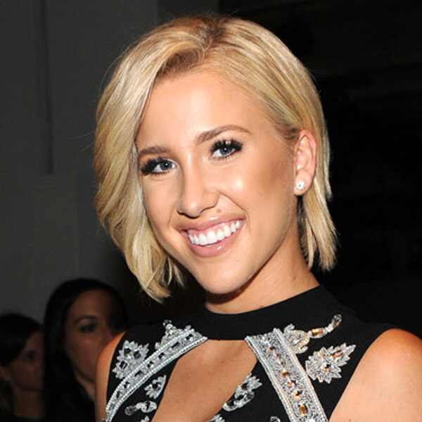 Savannah Chrisley, NYFW
