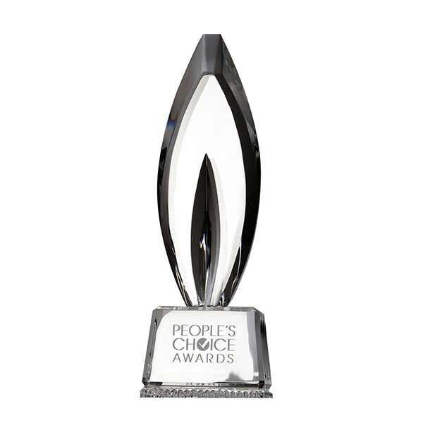 People's Choice Awards Trophy