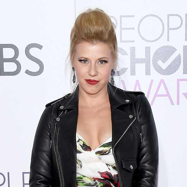 Jodie Sweetin, 2017 Peoples Choice Awards
