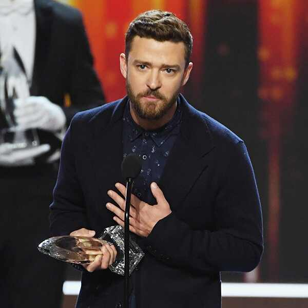 Justin Timberlake, People's Choice Awards