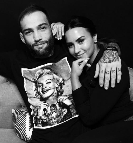 Joe Jonas aprova namoro de Demi Lovato com brasileiro Guilherme Bomba