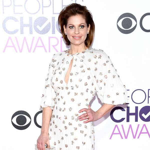 Candace Cameron Bure, 2017 People's Choice Awards