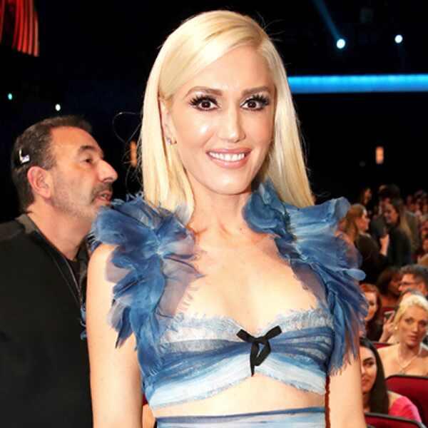 Gwen Stefani, 2017 Peoples Choice Awards