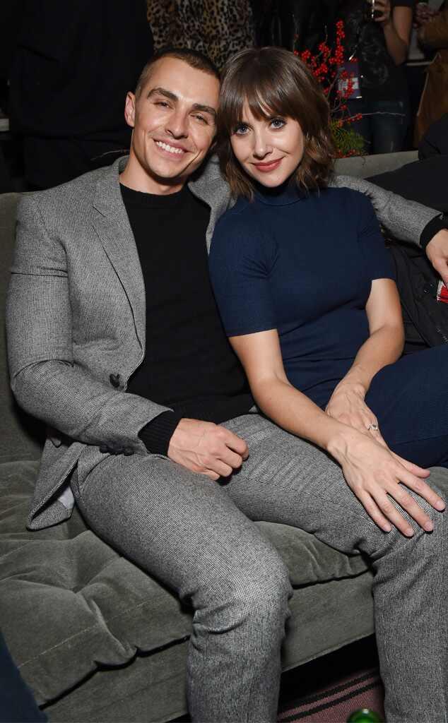 Dave Franco & Alison Brie from 2017 Sundance Film Festival ...
