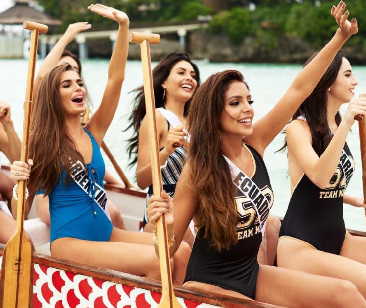 OMG! Este es el cambio más radical que ha experimentado el Miss Universo de la era post Donald Trump