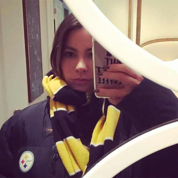 Sofia Vergara, Steelers, Instagram