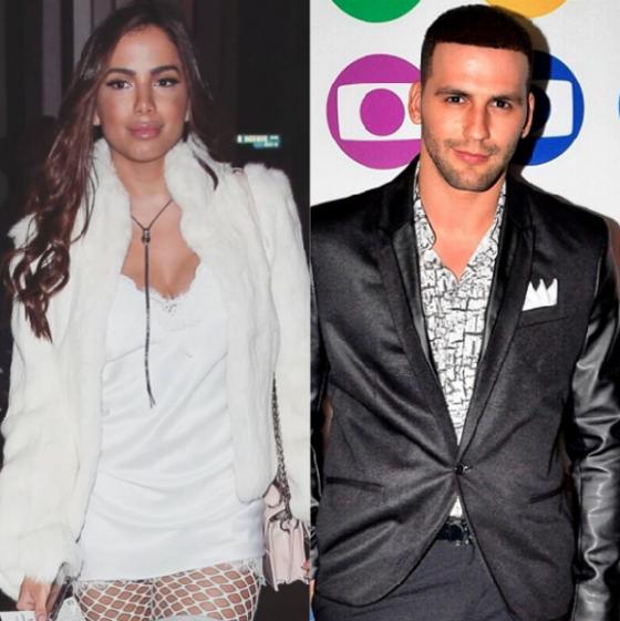 Anitta nega affair com ex-namorado de Ludmilla